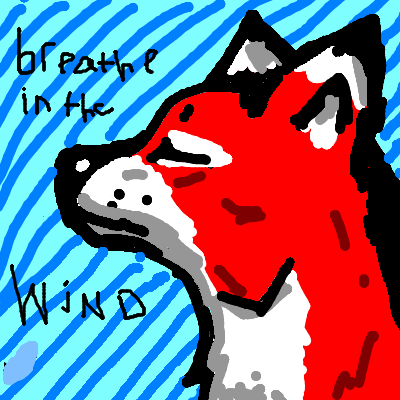 breathe in the wind